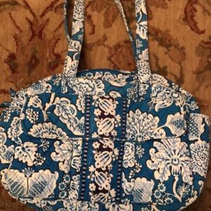 Vera Bradley shoulder diaper bag